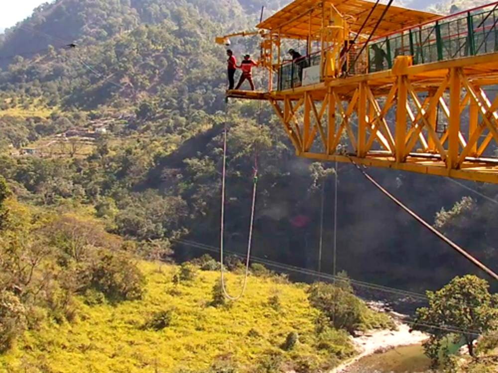Experience Bungee Jumping in Rishikesh - Got Guts?