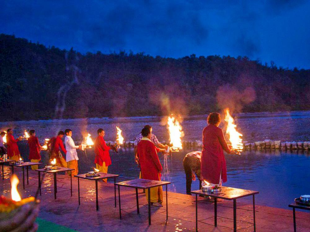 Rishikesh – A Spiritual Haven in Northern India