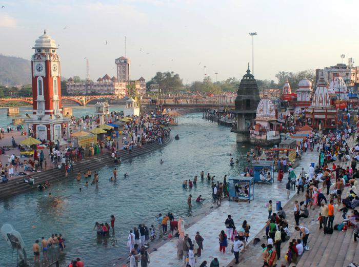 Glimpse of haridwar